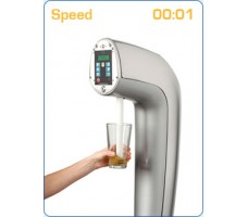 """Exactap"" quick dispense equipment"